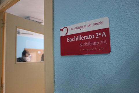 Aula de Bachillerato