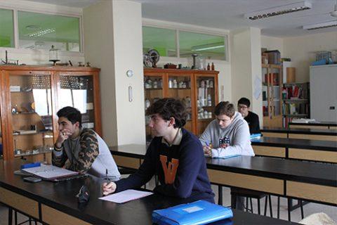 Laboratorio Secundaria y Bachillerato