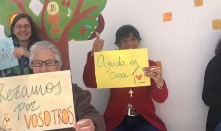 La comunidad educativa dedica un vídeo a los alumnos y familias: os echamos de menos